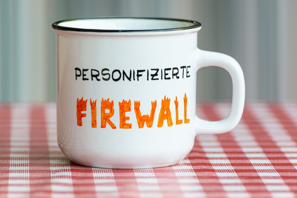 what is a network firewall